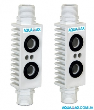 Aquamax Supa Heat Exchenger Adaptor
